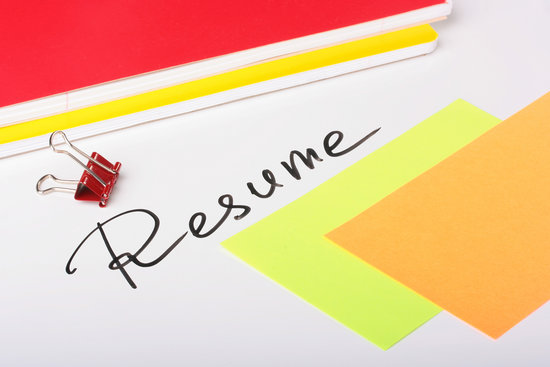 creating resume