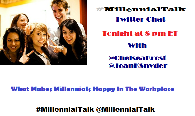 millennial talk march 11