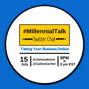 #Millennialtalk Twitter Chat for Millennials