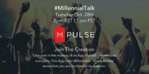 App for millennials