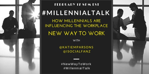 New Way to Work - How Millennials Are Influencing The Workplace