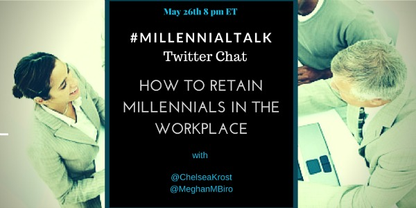 retaining millennials in the workplace