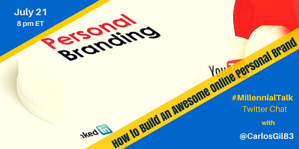 how to build an awesome online personal brand