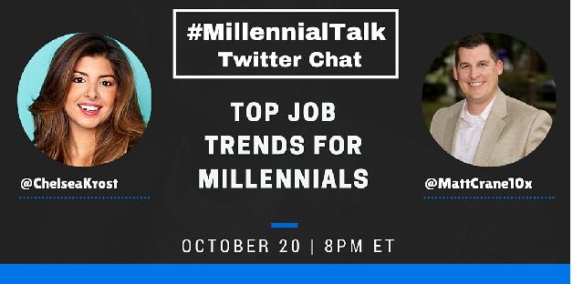 Top Job Trends for Millennials