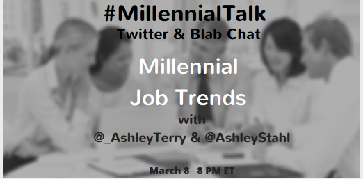 Top Job Trends for #Millennials