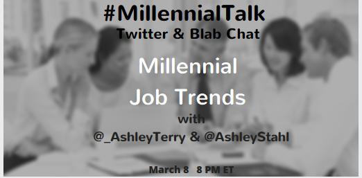 Top Job Trends for #Millennials