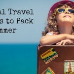 5 Natural Travel Products to Pack this Summer