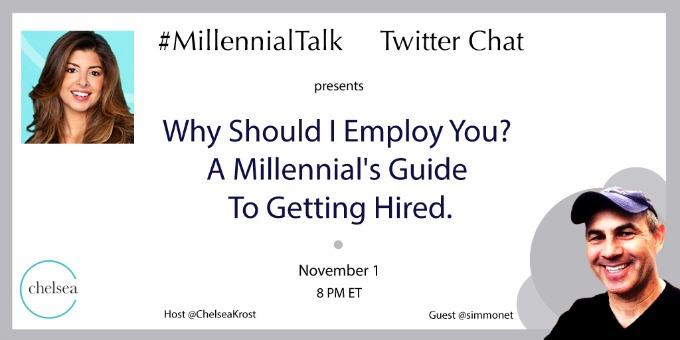 A Millennial's Guide to Getting Hired