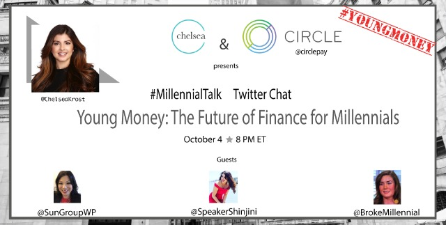 The Future of Finance for Millennials with Cirlce Pay