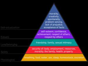 Millennials and self actualization