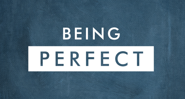 Being Perfect 2