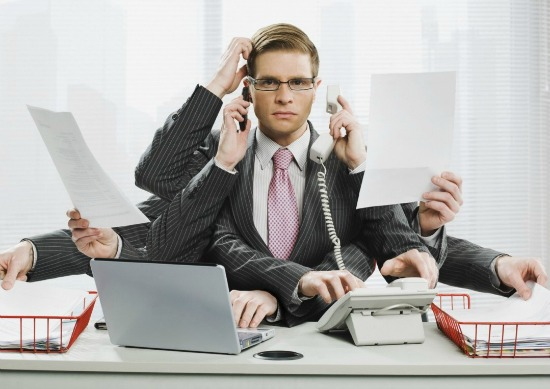 Why You Might Be Multitasking Your Way To Irrelevance