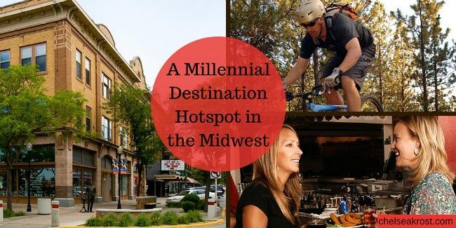 Millennial Hotspot Destination in the midwest
