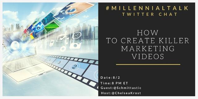 How to Create Killer Marketing Videos