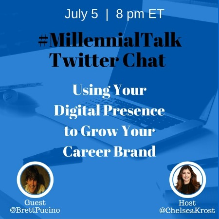 Using Your Digital Presence to Grow Your Career Brand