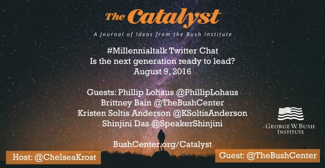 Is the Next Generation Ready to Lead