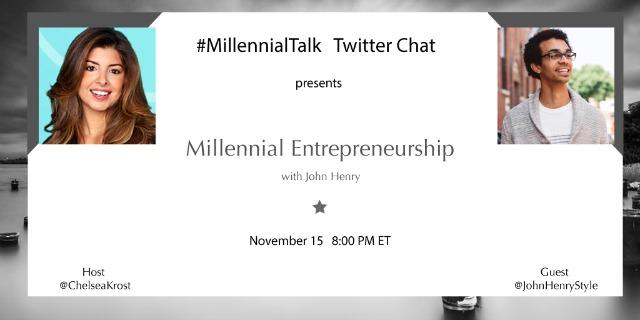 Millennial Entrepreneurship with John Henry