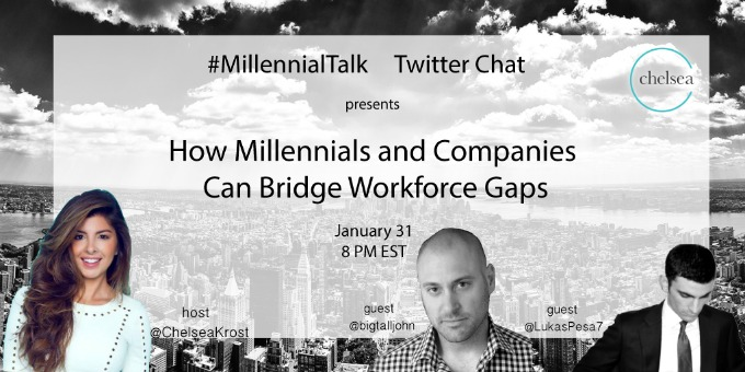 How Millennials and Companies Can Bridge Workforce Gaps