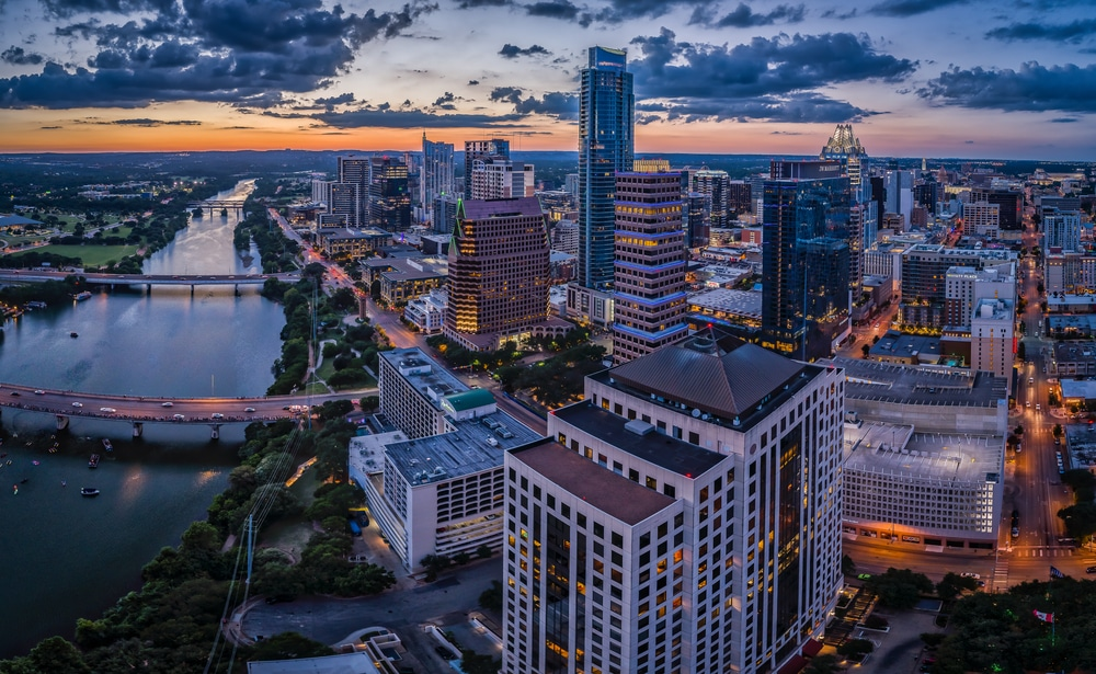 Austin is one of top cities for young professionals