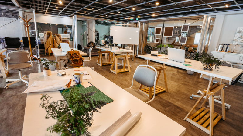 Human-Centric Workplaces: Holistic Eco-Friendly Solutions that Boost Employee Wellness and Productivity