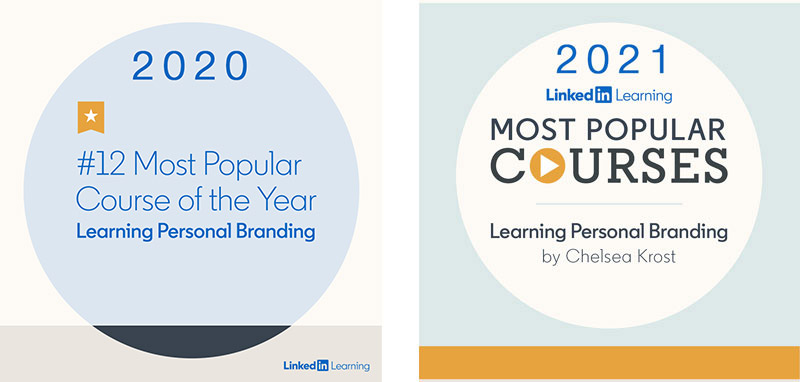 2020 and 2021 MOST POPULAR COURSES